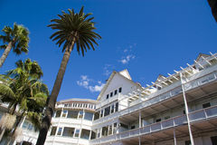 Hotel Del Coronado in San Diego Royalty Free Stock Images