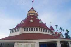 Hotel Del Coronado Royalty Free Stock Photography
