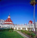 Hotel del Coronado, San Diego Stock Image