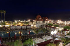 Hotel del Coronado at San Diego Royalty Free Stock Image