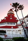 Hotel del Coronado, San Diego, USA Royalty Free Stock Photos