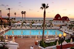 Hotel del Coronado, San Diego, USA Stock Photo