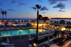 Hotel del Coronado, San Diego, USA Royalty Free Stock Photography