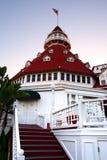 Hotel del Coronado, San Diego, USA Royalty Free Stock Photos