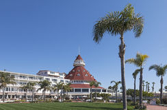 Hotel del Coronado, San Diego Royalty Free Stock Photo