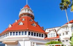 Hotel Del Coronado Stock Images