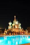 Hotel del estilo de Kremlin, Antalya, Turquía Fotos de archivo