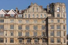 Hotel del imperio Fotografía de archivo