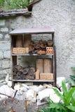 Hotel del insecto Fotos de archivo