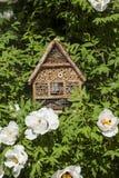 Hotel del insecto Imagenes de archivo