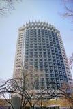 Hotel del Kazakistan dentro a Almaty, il Kazakistan Fotografia Stock Libera da Diritti