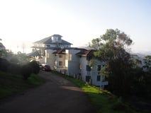 Hotel del Kerala Immagine Stock