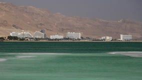 Hotel del mar Morto, Ein Bokek, Israele Immagine Stock