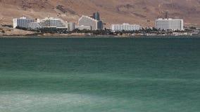 Hotel del mar Morto, Ein Bokek, Israele Fotografie Stock Libere da Diritti