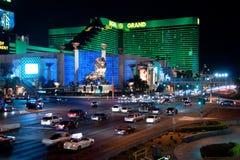 Hotel del Mgm Grand Fotografia Stock