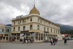 Hotel del norte de oro Fotos de archivo