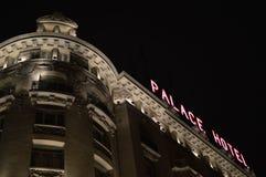 Hotel del palazzo Immagine Stock Libera da Diritti