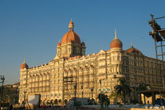 Hotel del palazzo di Taj Mahal fotografie stock