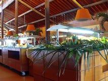 HOTEL del paraíso fotos de archivo