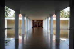 Hotel del pasillo fotografía de archivo libre de regalías