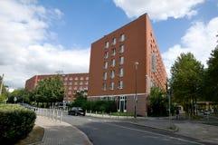 Hotel del pullman - Dortmund Germania Fotografie Stock Libere da Diritti