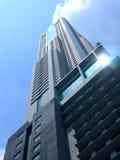 Hotel del rascacielos Fotos de archivo libres de regalías