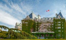 Hotel dell'imperatrice di Fairmont Fotografie Stock