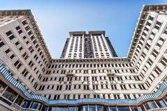 Hotel della penisola Fotografia Stock Libera da Diritti