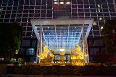 Hotel della plaza di Crowne Immagine Stock