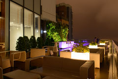 Hotel della plaza di Crowne in HK Fotografie Stock Libere da Diritti