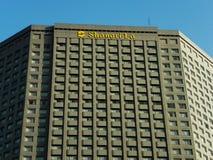 Hotel della Shangri-La Fotografia Stock
