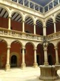 Hotel della Spagna architettonico Fotografia Stock