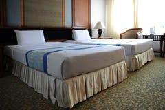 Hotel Deluxe Room Stock Photo
