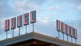 Hotel in Denver Stockbild