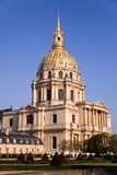 Hotel des Invalides. Paris, France Royalty Free Stock Photography