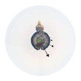 Hotel des Invalides in Parijs Royalty-vrije Stock Fotografie