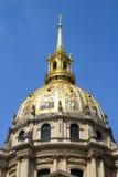 Hotel des Invalides - Paris Royalty Free Stock Photography
