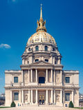 Hotel des Invalides - Paris - France Stock Images
