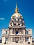 Hotel des Invalides - Paris - France Stock Images