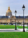 Hotel des Invalides, Paris, France Royalty Free Stock Image