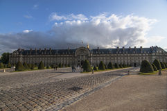 Hotel des Invalides Stock Photos