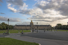 Hotel des Invalides Royalty Free Stock Images