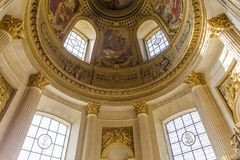 Hotel des Invalides, Paris, France Stock Photography