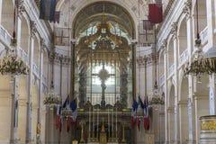 Hotel des Invalides, Paris, France Royalty Free Stock Image