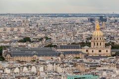 Hotel des Invalides Paris France Stock Photos