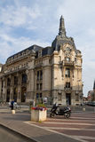 Hotel Des Postes in Dijon,France. Stock Image