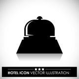 Hotel design Stock Images