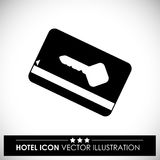 Hotel design Stock Image
