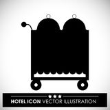 Hotel design Stock Photography