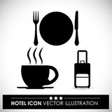 Hotel design Stock Photos